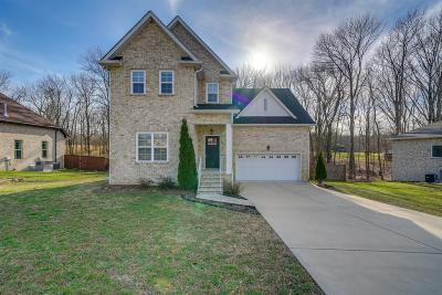 Robertson County Single Family Home For Sale: 1425 Station Dr