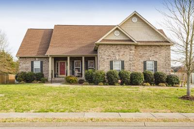 Thompsons Station Single Family Home Under Contract - Showing: 4123 Chancellor Dr