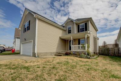 Arbour Greene South Single Family Home Under Contract - Showing: 3761 Nadia Ct