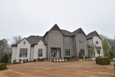 College Grove Single Family Home For Sale: 5019 Hilltop Ln, Lot 9