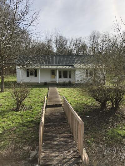 Marshall County Single Family Home For Sale: 315 Railroad St