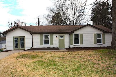 Springfield Single Family Home Under Contract - Showing: 2217 Allison Ln