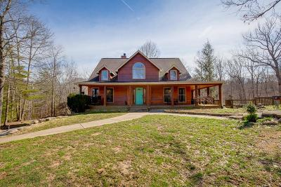 Kingston Springs Single Family Home For Sale: 1203 Whippoorwill Dr