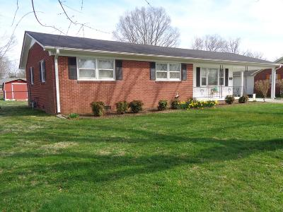Lawrenceburg Single Family Home Under Contract - Not Showing: 600 9th St