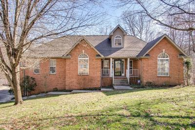 Robertson County Single Family Home For Sale: 318 Deep Wood Dr