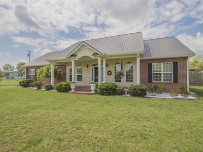 Single Family Home For Sale: 7578 Manchester Pike