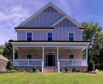 Nashville Single Family Home Active Under Contract: 712B Woodmere Dr