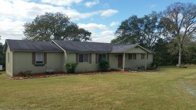 Single Family Home Sold: 7893 W Buckeye Bottom Rd