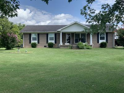 Gallatin Single Family Home For Sale: 1440 Highway 109 S