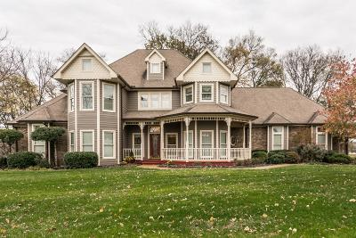 Gallatin Single Family Home Under Contract - Not Showing: 202 Woodlake Dr