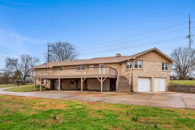 Madison Single Family Home For Sale: 501 W Old Hickory Blvd