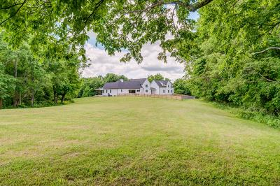 Columbia Single Family Home For Sale: 2550 Taylor Rd