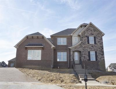 Gallatin Single Family Home For Sale: 1208 Galloway Lane Lot 19