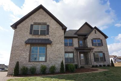 Gallatin Single Family Home For Sale: 1212 Galloway Ln Lot 18