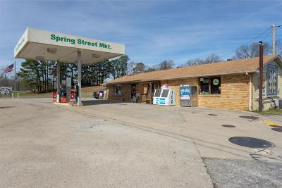 Adams, Clarksville, Springfield, Dover Commercial For Sale: 1319 Spring St