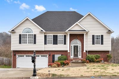 Houston County, Montgomery County, Stewart County Single Family Home Under Contract - Not Showing: 1151 Viewmont Dr