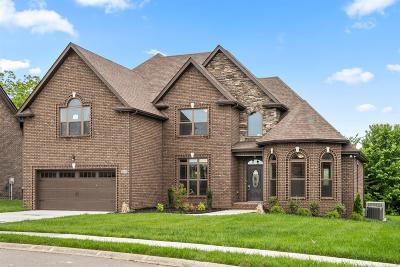 Clarksville Single Family Home For Sale: 19 Porter Hills