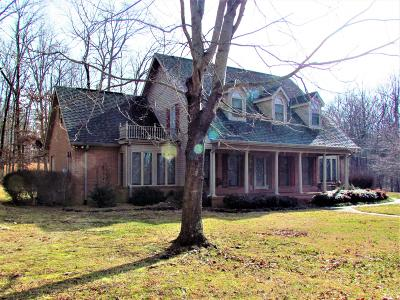 Sewanee Single Family Home Active Under Contract: 52 Sherwood Trail