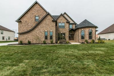 Clarksville Single Family Home For Sale: 60 Hartley Hills