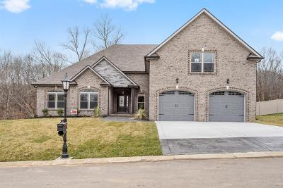 Clarksville Single Family Home For Sale: 37 Reda