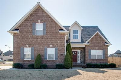 Single Family Home For Sale: 1808 Splash Place