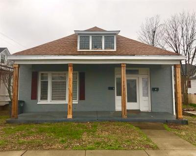 Clarksville Multi Family Home For Sale: 122 4th St