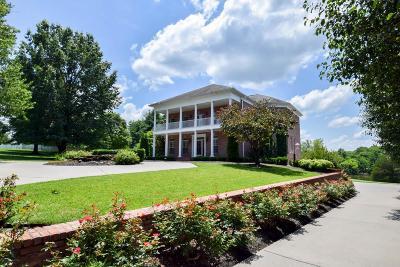 Gallatin Single Family Home For Sale: 1608 Wellington Ct