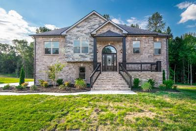 Clarksville Single Family Home For Sale: 81 Reda Estates
