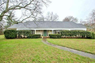 Shelbyville Single Family Home For Sale: 1153 Hwy 64-W