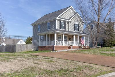 Spring Hill  Single Family Home Under Contract - Not Showing: 2900 Torrence Trl