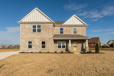 Single Family Home For Sale: 5010 Fort McHenry Ct