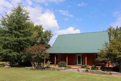 Smyrna Single Family Home For Sale: 4200 Morton Ln