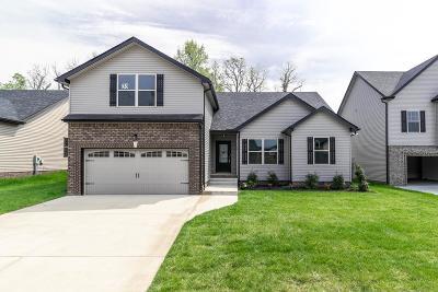 Oak Grove Single Family Home For Sale: 257 Azaela Dr