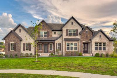 Nolensville Single Family Home Under Contract - Showing: 322 Conoga Dr
