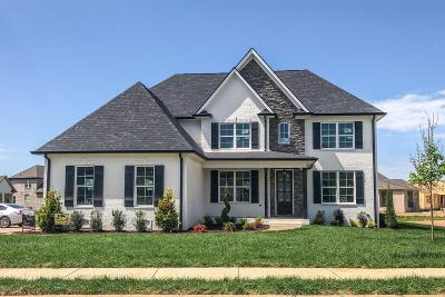 Spring Hill Single Family Home For Sale: 4016 Cardigan Ln (Lot 275)