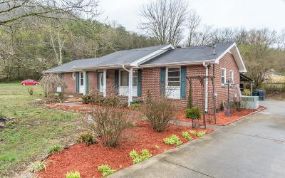 Goodlettsville Single Family Home Under Contract - Not Showing: 110 Fisher St