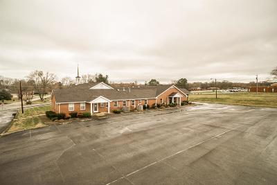Sumner County Commercial For Sale: 901 Long Hollow Pike