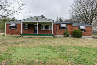 Goodlettsville Single Family Home Under Contract - Showing: 1236 Campbell Rd