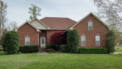 Clarksville Single Family Home For Sale: 144 Lyme Dr