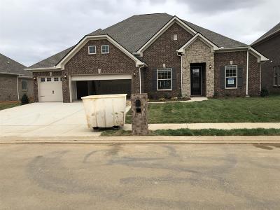 Single Family Home For Sale: 918 Covenant Blvd- Lot 178l