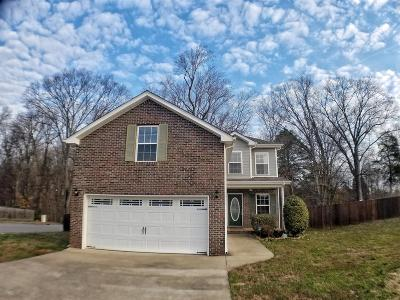 Autumn Creek Single Family Home Under Contract - Not Showing: 1873 Jackie Lorraine Dr