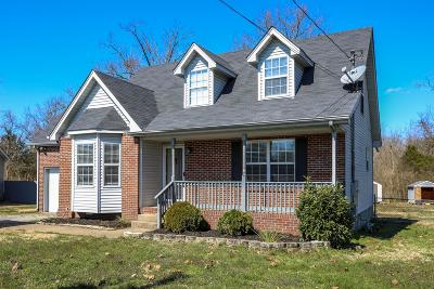 Smyrna Single Family Home Under Contract - Showing: 315 Vernon Traylor Dr