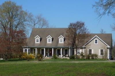 Christian County Single Family Home For Sale: 620 Edwards Mill Rd