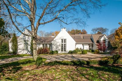Nashville Single Family Home Under Contract - Not Showing: 870 Robertson Academy Rd