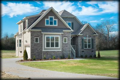 Columbia  Single Family Home For Sale: 3016 Cross Gate Ln - Lot 29