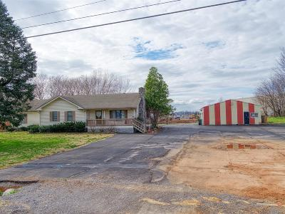 Robertson County Commercial For Sale: 6009 Highway 31w