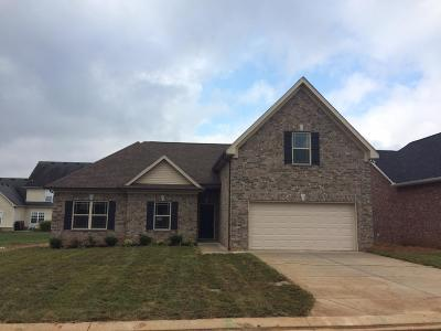 Murfreesboro TN Rental Under Contract - Not Showing: $1,495