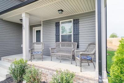 Oak Grove Single Family Home For Sale: 254 Azalea Drive