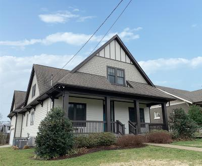 12 South Single Family Home Under Contract - Not Showing: 1209 Linden Ave