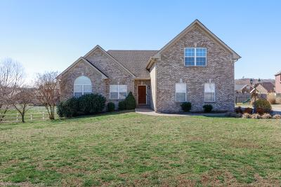 Lavergne Single Family Home Under Contract - Showing: 3212 Monmouth Dr